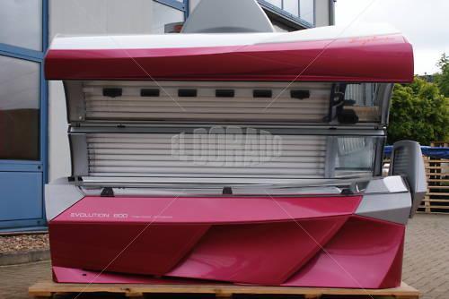 Ergoline Evolution 600 Tp Eldorado